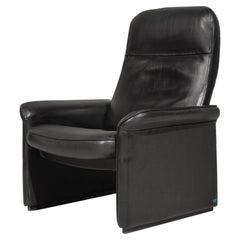 De Sede DS 50 Reclining Leather Lounge Armchair, Switzerland