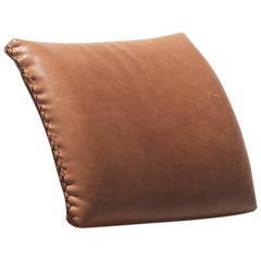 De Sede DS-51 Pillow in Nougat Upholstery by Antonella Scarpitta