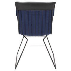 De Sede DS 515 Chair in Black Upholstery with Black Base by Greutmann Bolzern