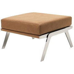 De Sede DS-60/05 Ottoman in Touch Upholstery by Gordon Guillaumier