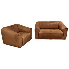De Sede DS47 Sofa Set, 1960s