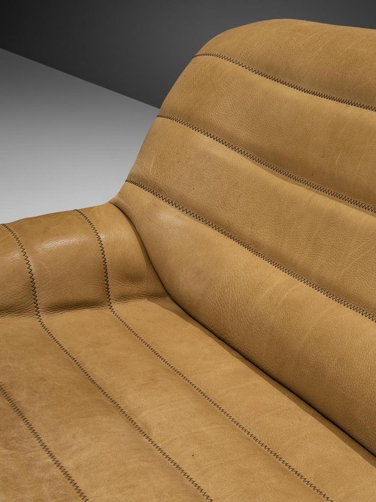 De Sede 'DS84' Sofa in Buffalo Leather For Sale 1