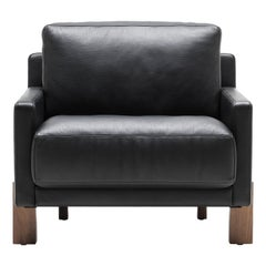 De Sede Leather Armchair by Stephan Hürlemann