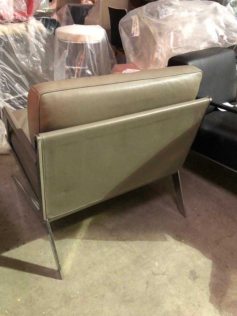 De Sede Leather DS 60 Sofa and Lounge Armchair For Sale 6
