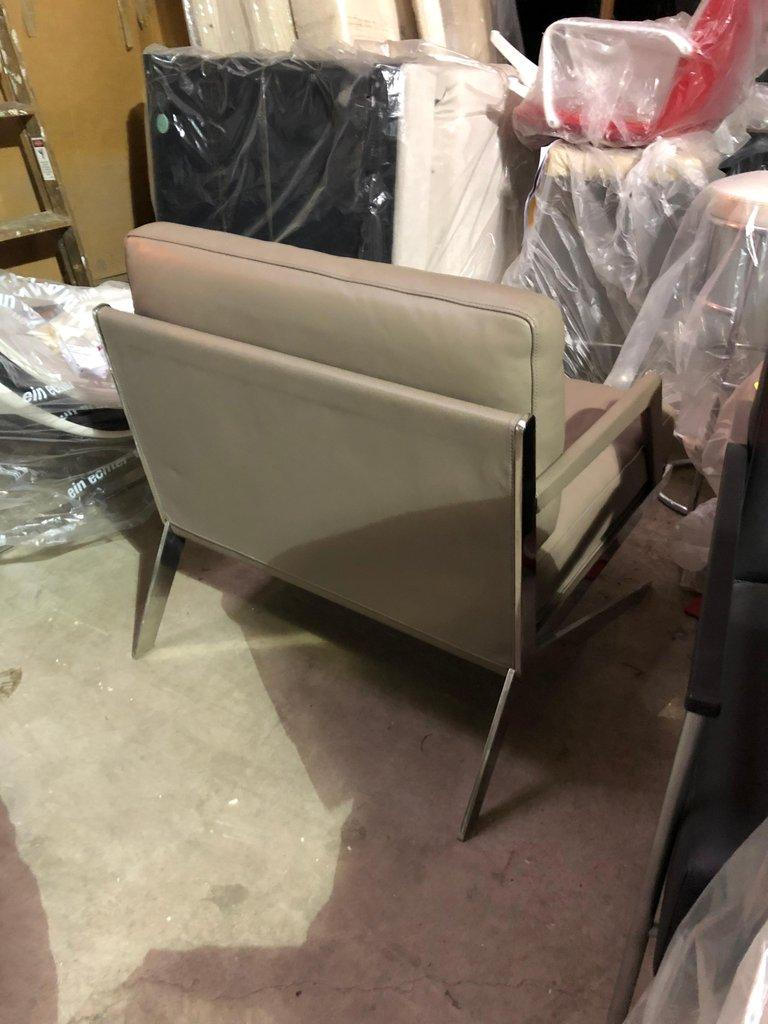 De Sede Leather DS 60 Sofa and Lounge Armchair For Sale 7