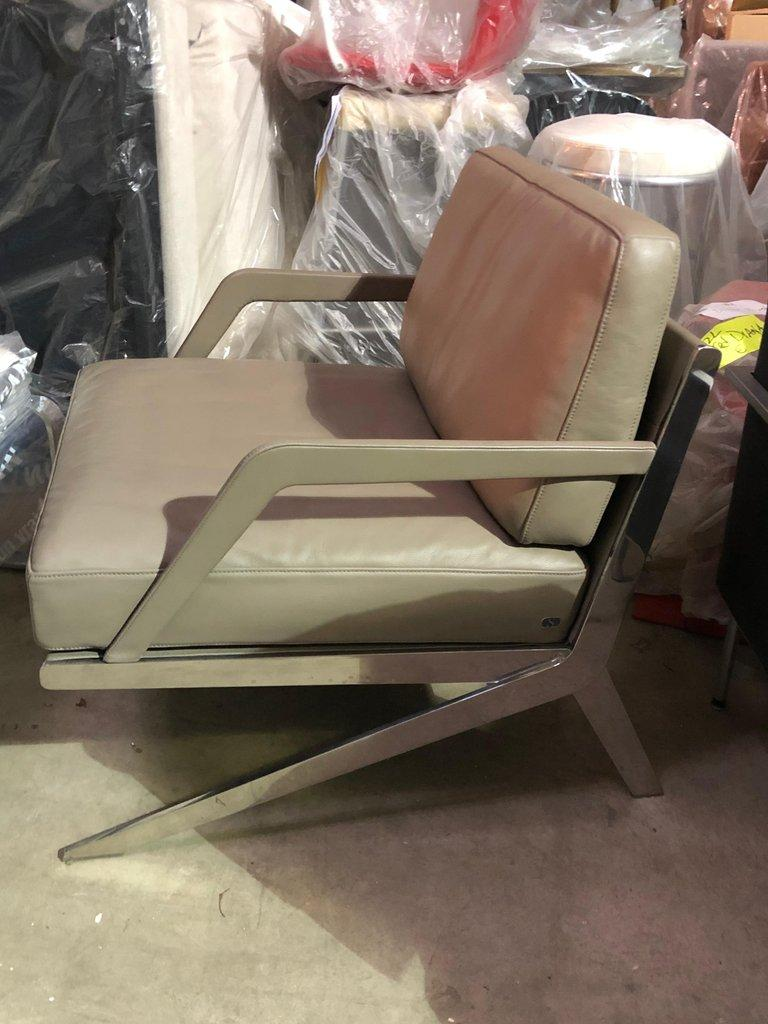De Sede Leather DS 60 Sofa and Lounge Armchair For Sale 8