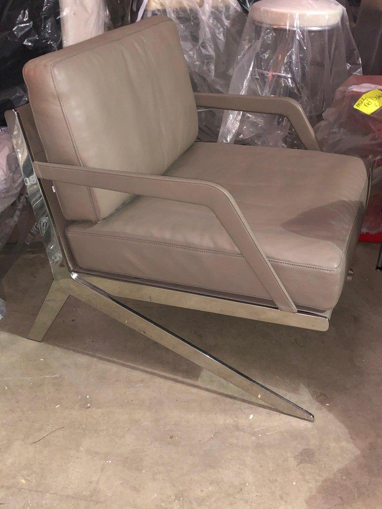 De Sede Leather DS 60 Sofa and Lounge Armchair For Sale 9