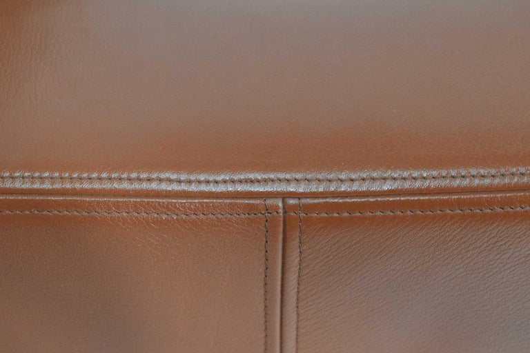 De Sede Leather Lounge Chairs For Sale 3