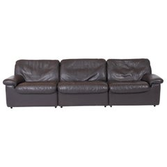 De Sede Leather Sofa, DS 66