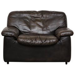 De Sede Low Back Lounge Chair