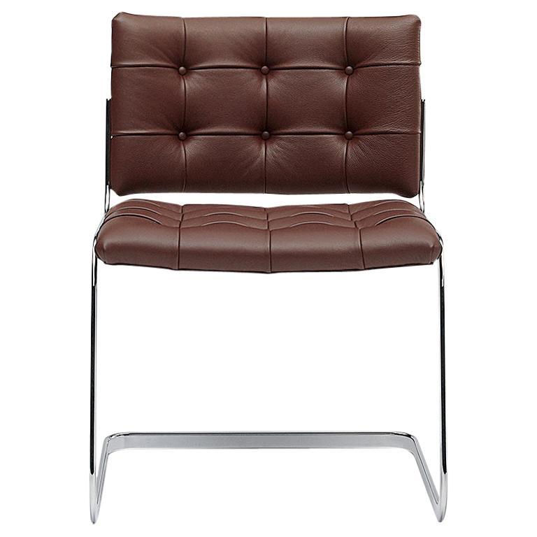 De Sede RH-305 Chair in Cafe Upholstery by Robert Haussmann