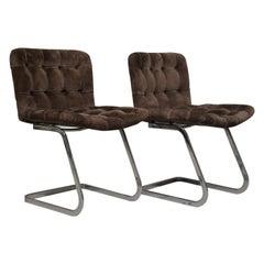 De Sede RH304 Chairs Designed by Trix Robert Hausmann, Switzerland, 1960's