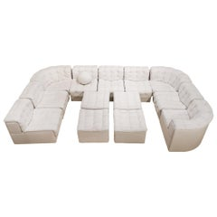 De Sede Sectional Modular Sofa DS11