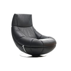De Sede Swivel Lounge Chair by Hugo de Ruite