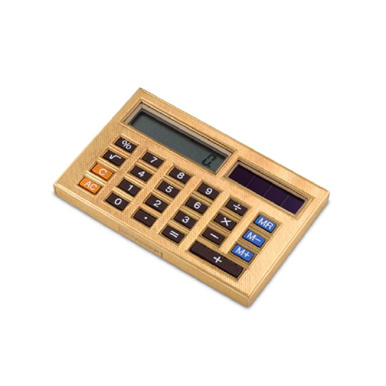 DEAKIN & FRANCIS, Piccadilly Arcade, London  Looking for that one off item that no one else will have? How about the most expensive 18ct gold calculator in the world! Fully functioning and made completely from 18ct gold, this is one item anyone