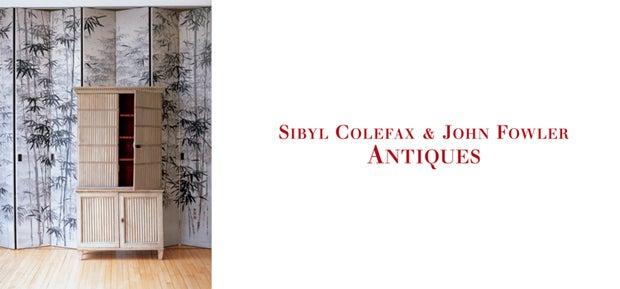 sibyl colefax john fowler antiques london 1stdibs