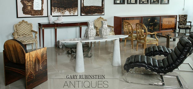 Gary Rubinstein Antiques Palm Beach Case Pieces And