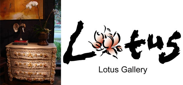 Lotus Gallery Building And Garden Elements Austin Tx