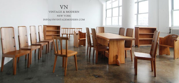 vn vintage modern long island city ny 11101 1stdibs. Black Bedroom Furniture Sets. Home Design Ideas