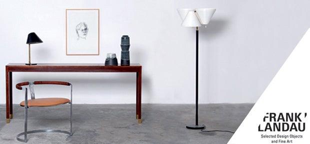 frank landau selected design objects fine art lighting frankfurt hessen 1stdibs. Black Bedroom Furniture Sets. Home Design Ideas