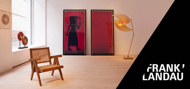 frank landau selected design objects fine art frankfurt hessen 1stdibs. Black Bedroom Furniture Sets. Home Design Ideas