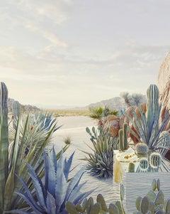 Still Life 1, Desert Oasis
