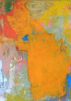 Serendipity, Mixed Media on Canvas