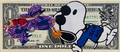 Blue Snoopy - Death NYC - 2017