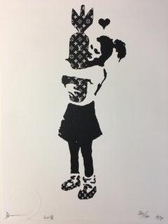 Death NYC -    Bansky LV   - 2018