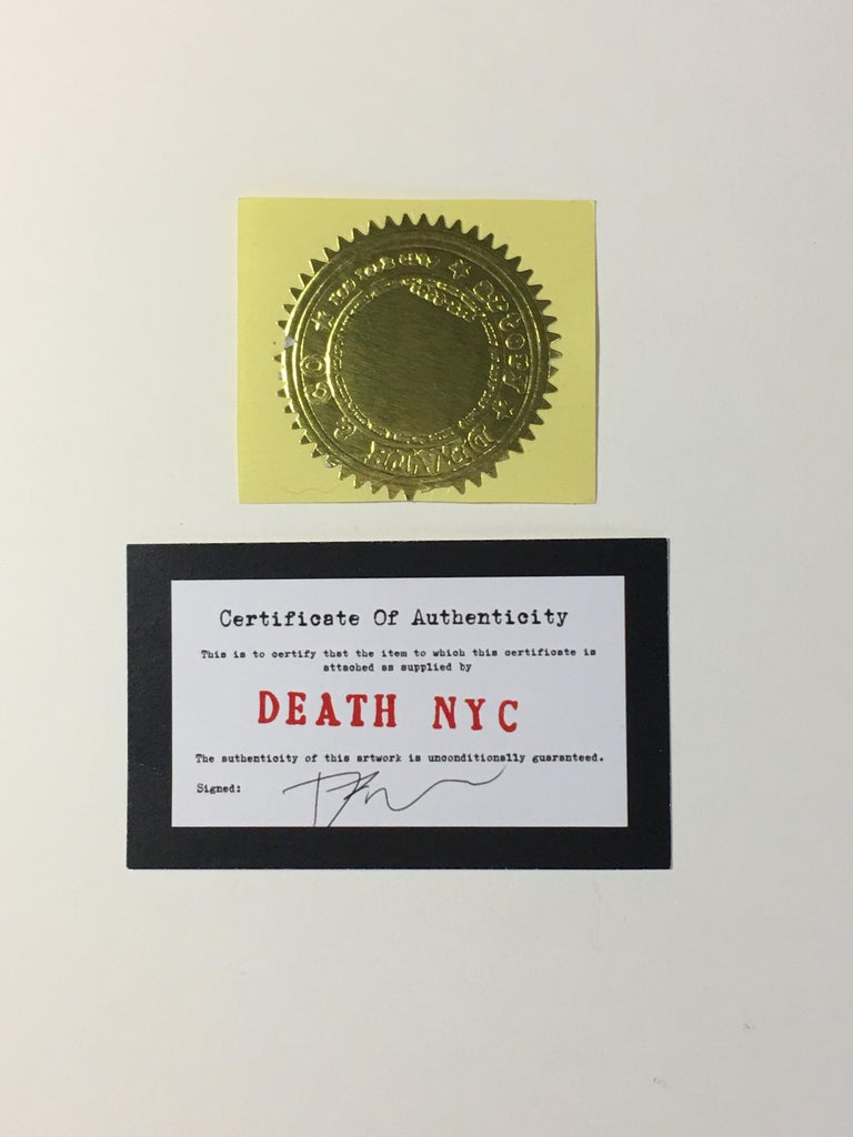 Death NYC - Girl death  - 2010 For Sale 2