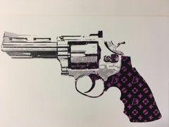 Death NYC -  Gun DN purple - 2012