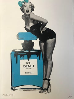 "Death NYC ""Marilyn No6 death Chanel"""