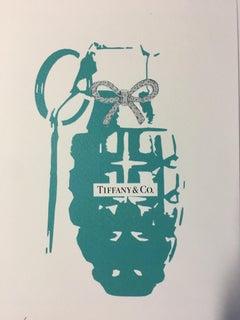 Death NYC -    Tiffany's grenade - 2018