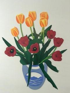Twelve Tulips LRG