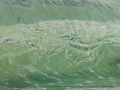 Bay Whisper, Oil Painting