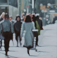 On a Mission, Painting, Oil on Canvas