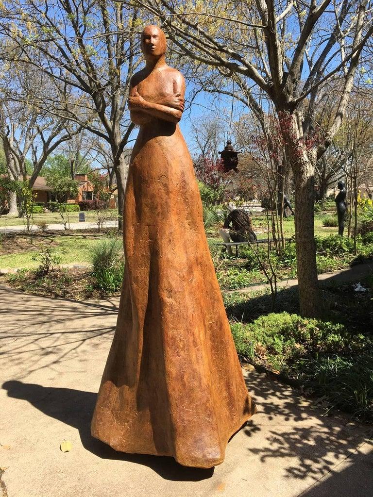 Rethinking It All - Sculpture by Deborah Ballard