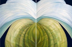 Untitled No. 14 & 15 (diptych)
