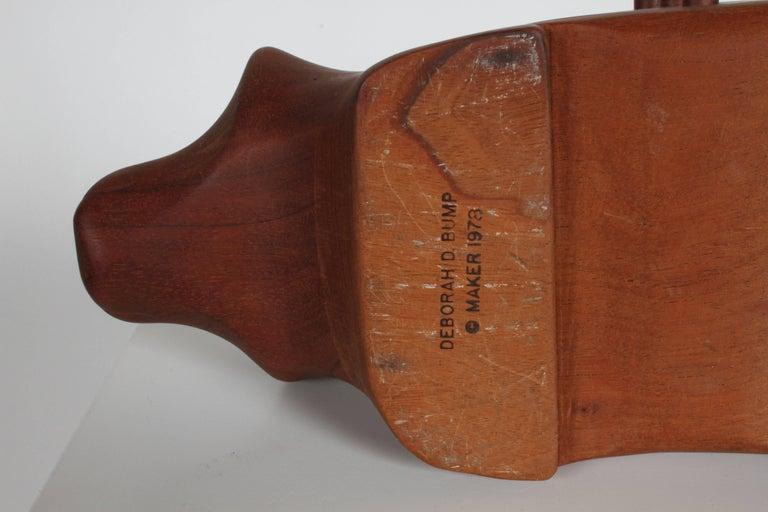 Deborah D. Bump Rhino Jewelry Trinket Box For Sale 4