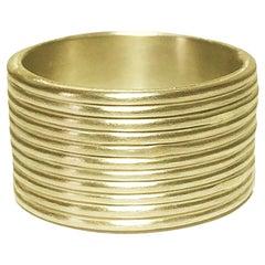 Deborah Murdoch 18 Karat Yellow Gold Circlet Band Ring