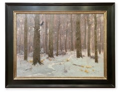 Dust of Snow (Moody, Crow, forest)