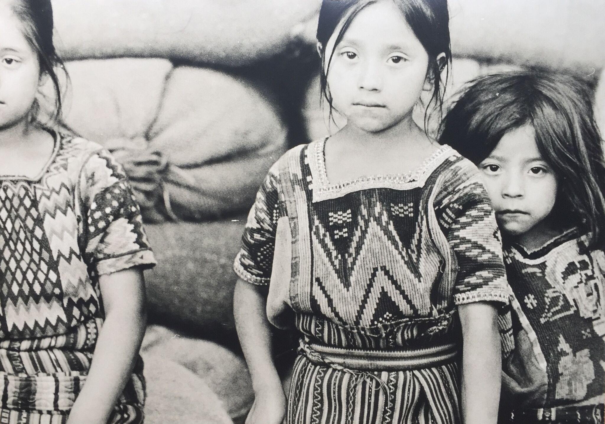 Untitled, Black & White Photo of Children