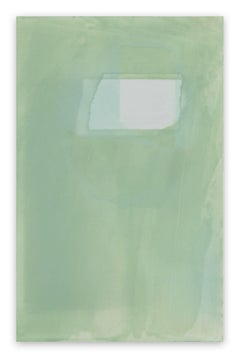 Lichen memory 2 (Abstract Painting)