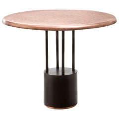 DeCastelli Burraco Game Table in Copper by Zanellato/Bortotto