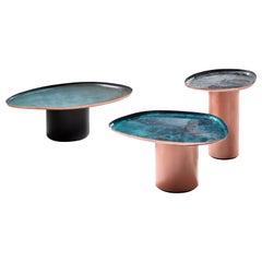 DeCastelli Large Drops Coffee Table in Copper by Zanellato/Bortotto