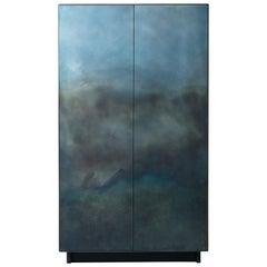 DeCastelli Marea Cabinet in Stainless Steel by Zanellato/Bortotto