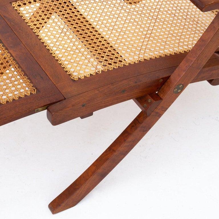 Deck Chair by Kaare Klint In Good Condition In Copenhagen, DK