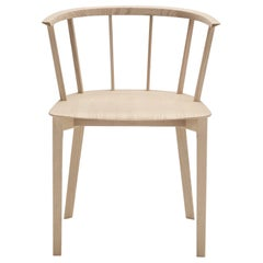 Deck Chair in Natural Ash, by Piero Lissoni for Glas Italia