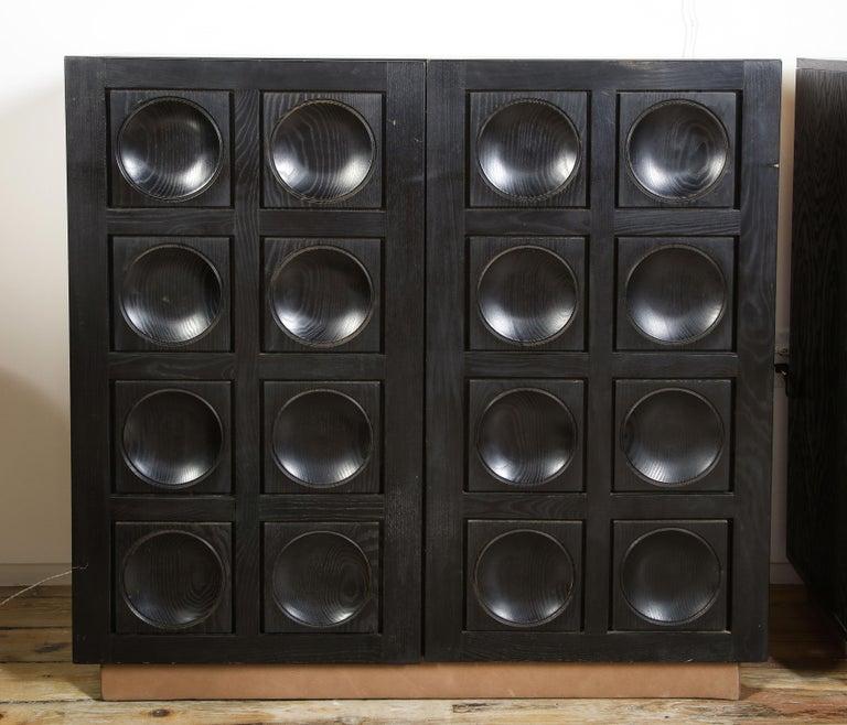 Mid-Century Modern Decoene Cabinets For Sale