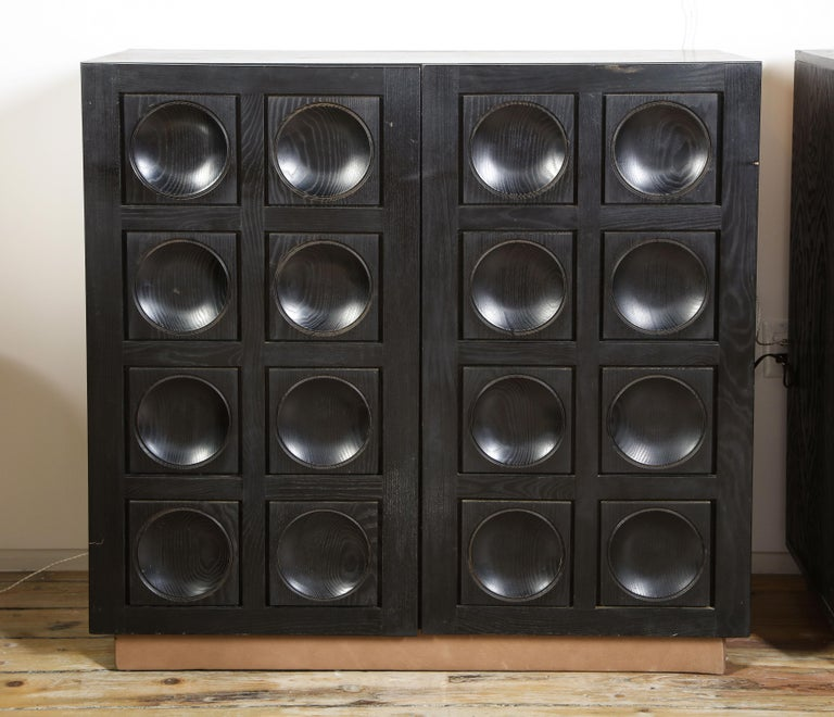 Decoene Cabinets In Good Condition For Sale In New York, NY